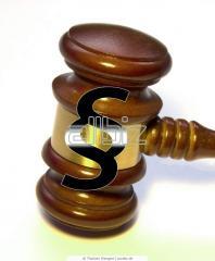 Юридические услуги в коммерческой сфере