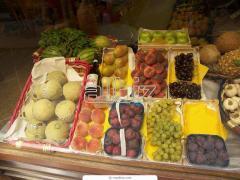 Линия расфасовки и упаковки свежих фруктов и