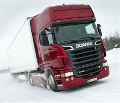 Услуги по перевозке грузов автомобильным