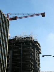 Строительство жилых строений