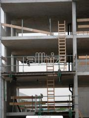 Строительство нежилых строений